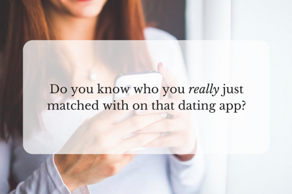finding your ex on a dating site