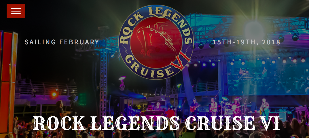 Rock Legends Cruise