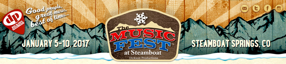 The Music Fest at Steamboat