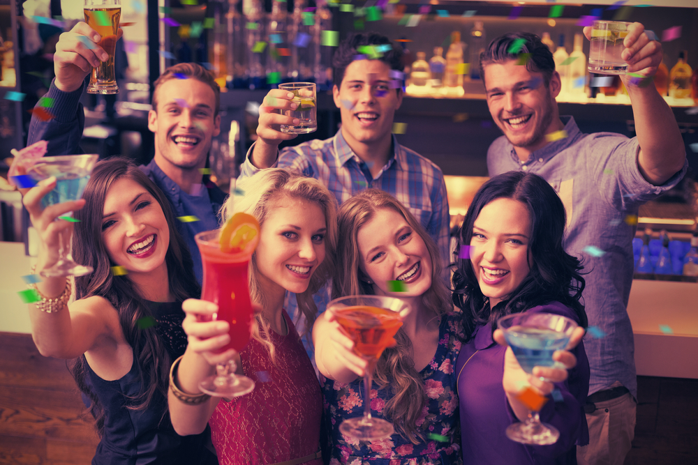 Drunk Safety Guide: 5 Tips On Staying Safe While Out Drinking