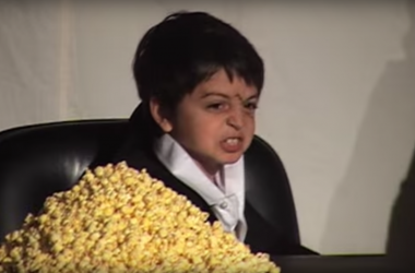 VIDEO: Infamous Crime Film Scarface Reenacted By Children | Hero Searches Grapevine