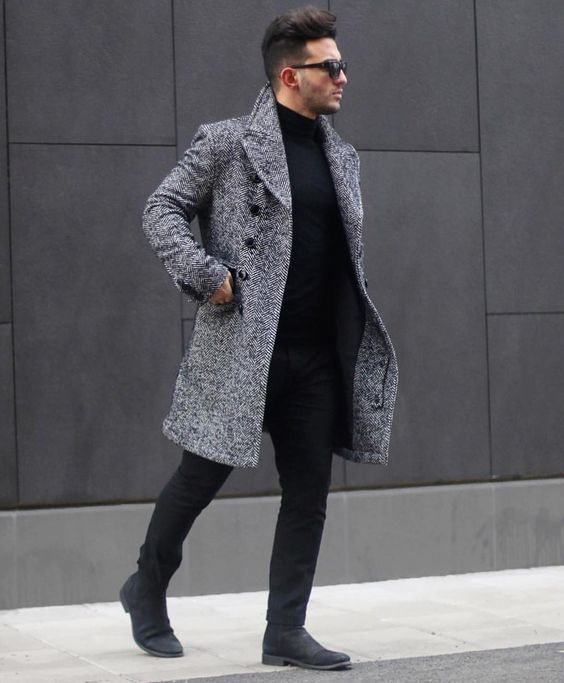 8 Winter Fashion Tips For Men