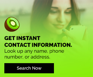 Kiwi Searches - Get Instant Contact Information