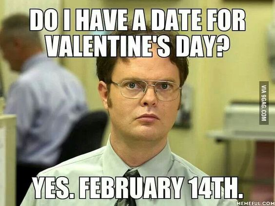 The 15 Funniest Valentines Day Memes On The Internet