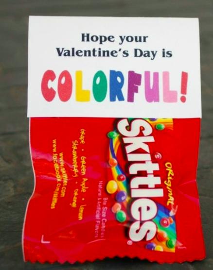 DIY Valentine's Day gifts