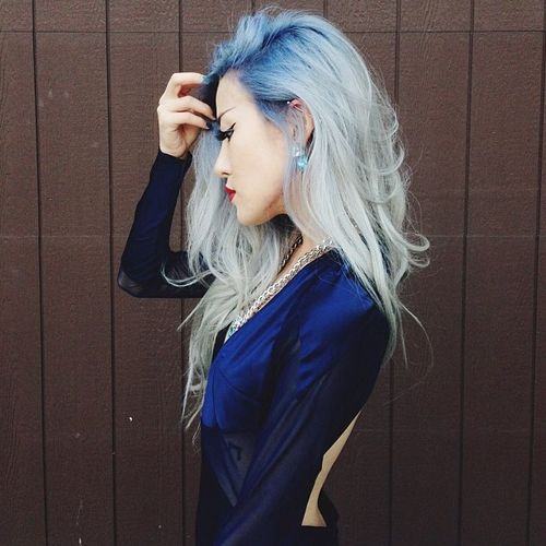 The Hottest Hair Color Trends