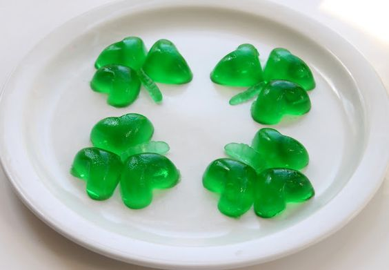 The Tastiest Jello Shots For Your St. Patrick's Day Party