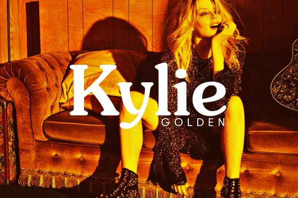 #NewMusicFriday Review: Kylie Minogue - Golden