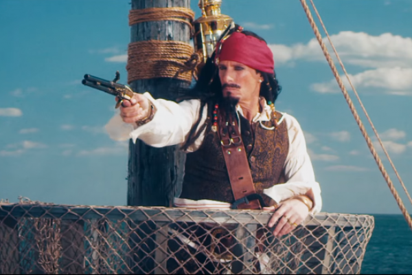 YouTube Parodies; Source: Jack Sparrow featuring Michael Bolton Parody by The Lonely Island