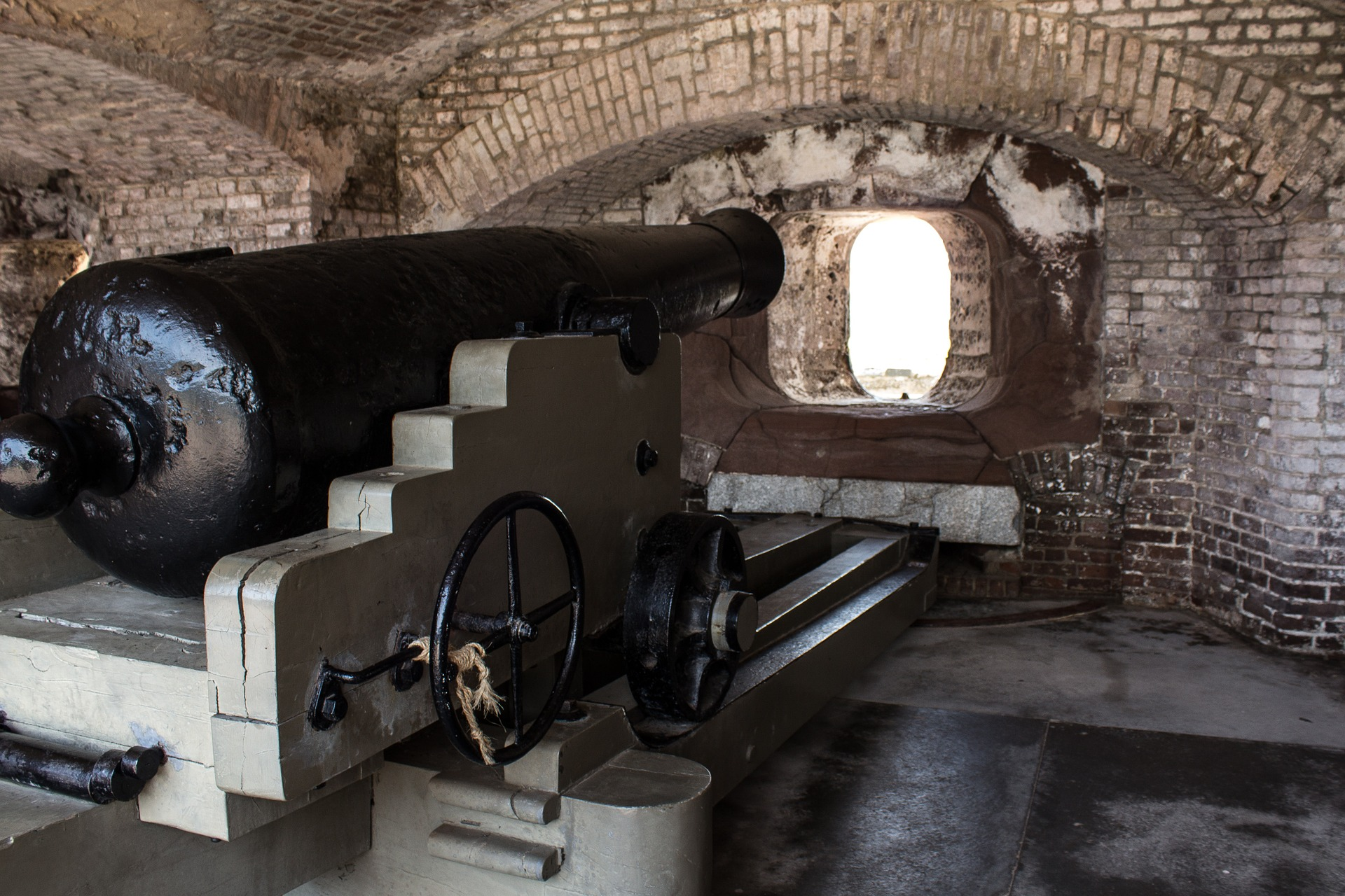 canon fort sumter travel bucket list