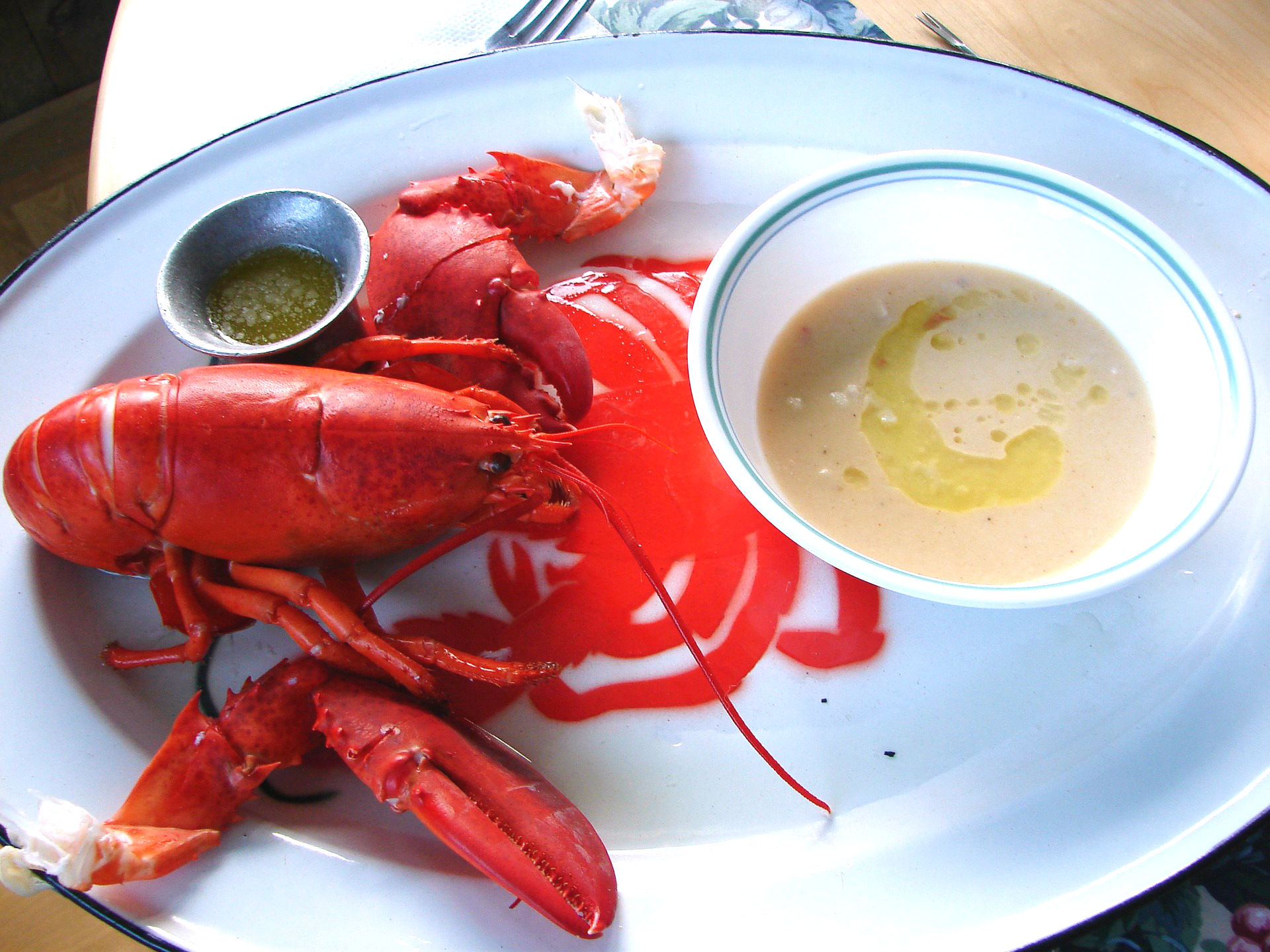 lobster maine travel bucket list