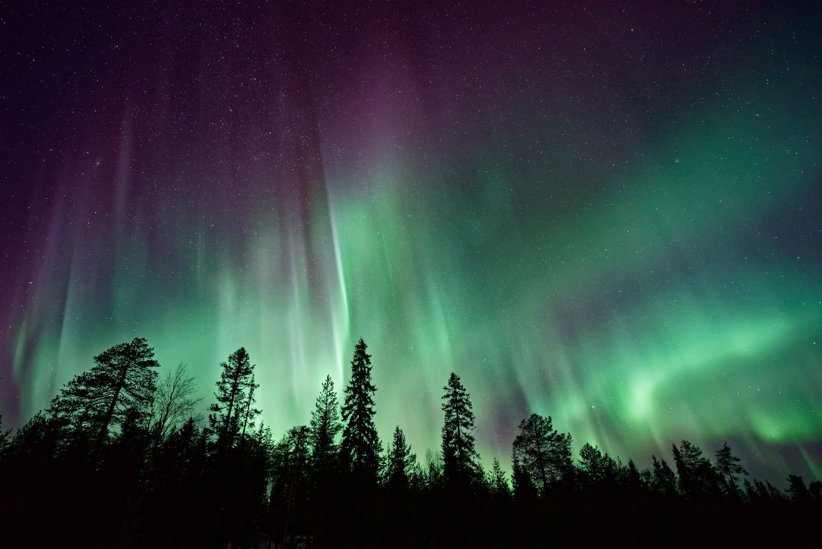 Northern Lights Alaska Travel bucket list