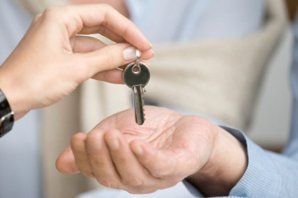 renting your first apartment
