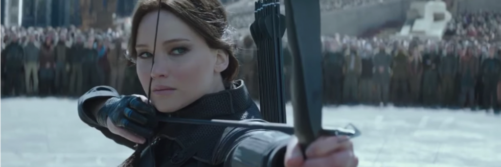 best movies of the last decade hunger games